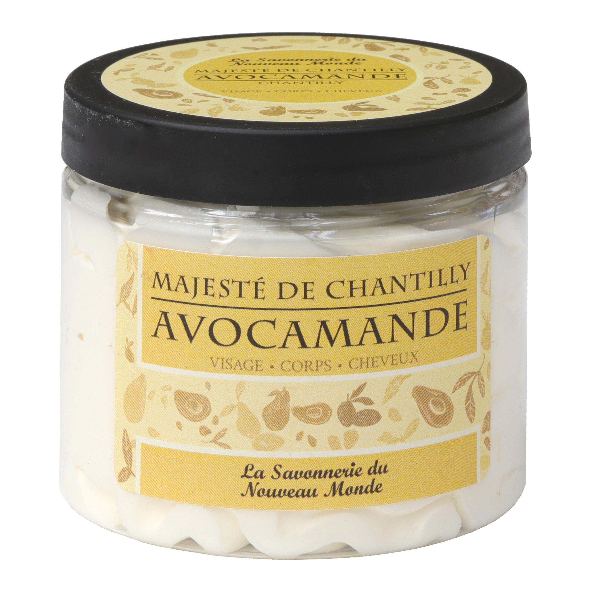 la Savonnerie du Nouveau Monde - Avocamande - Majeste de chantilly