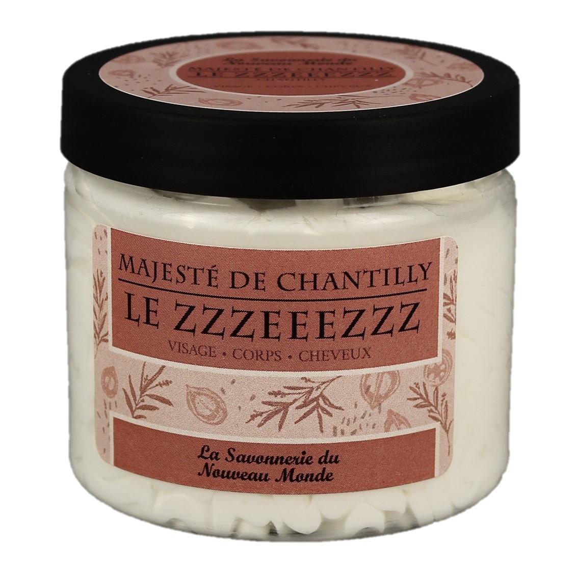 la Savonnerie du Nouveau Monde - Zzzeeezzz - Majeste de chantilly