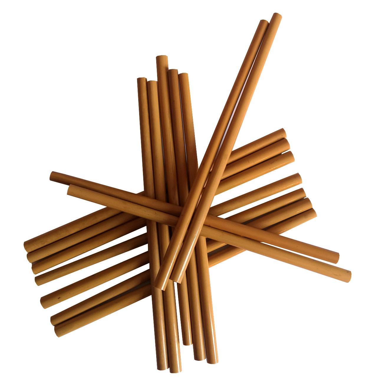 Boo - paille en bambou biodégradable