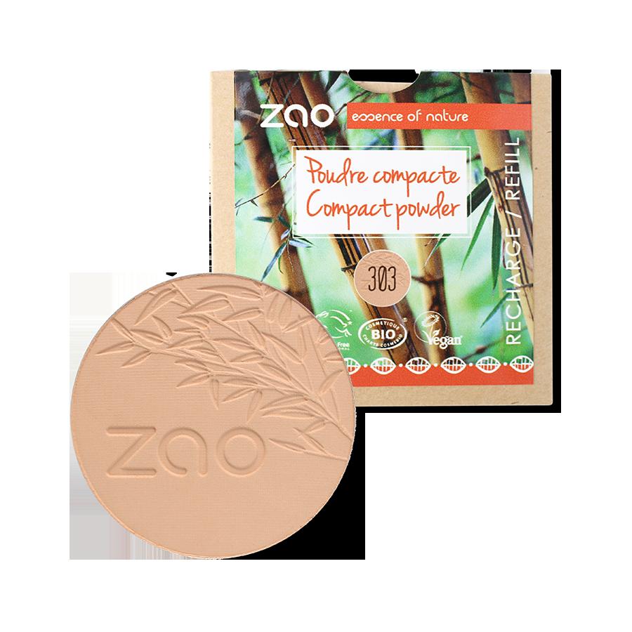 Recharge Poudre compacte 303 - Zao Makeup