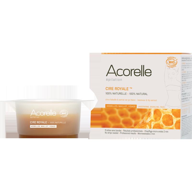 Acorelle - Cire Pelable sans Bande BIO