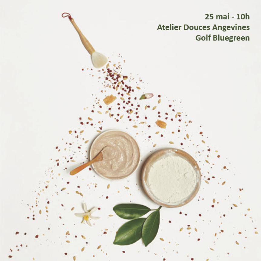 Atelier Douces Angevines - 25 mai 10h - Golf Bluegreen de Pau