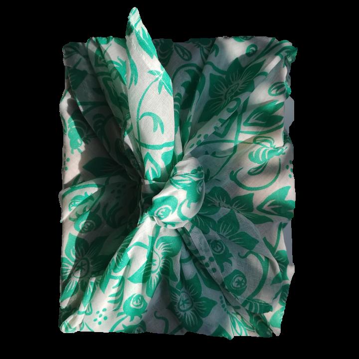 furoshiki vert Doux Good