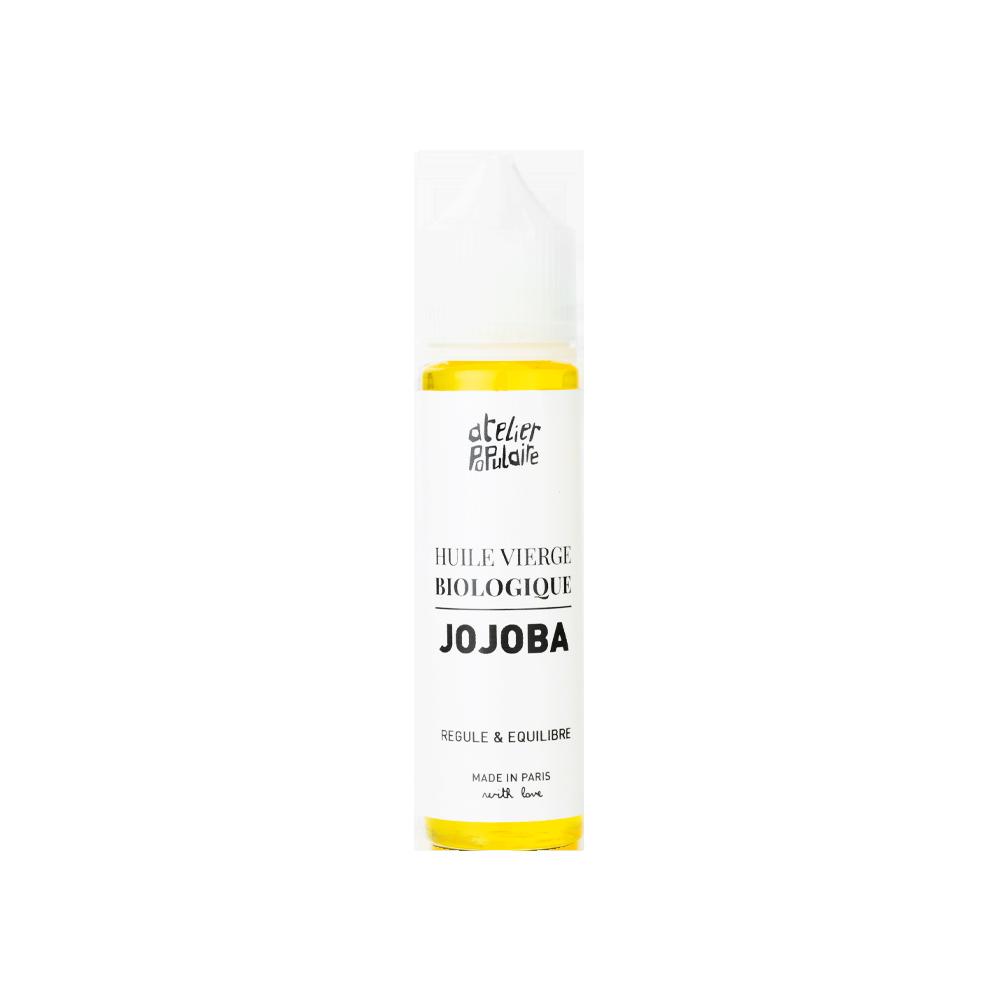 Atelier populaire - huile jojoba bio