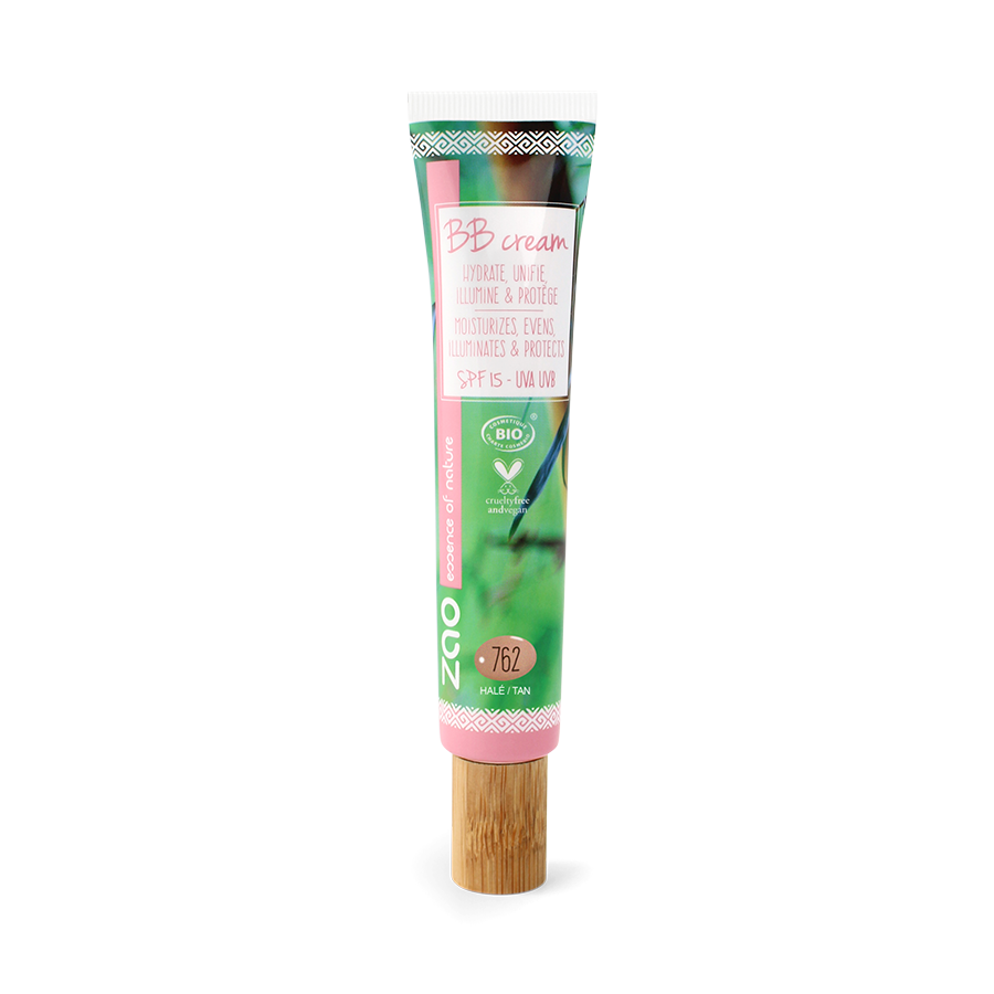 BB cream Zao 762 hale