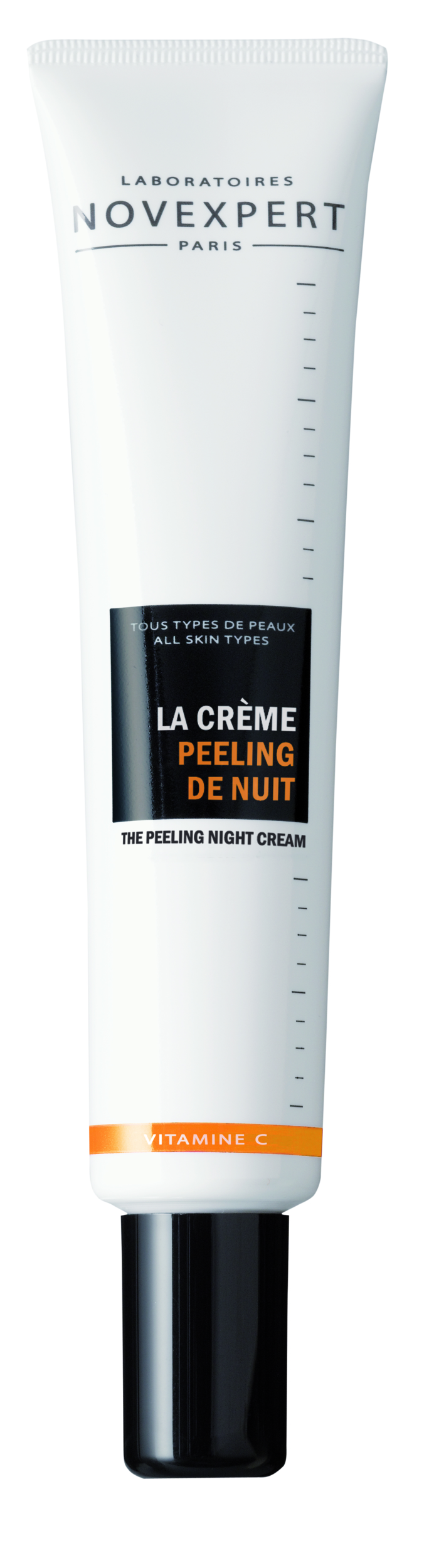 Novexpert - crème Peeling nuit