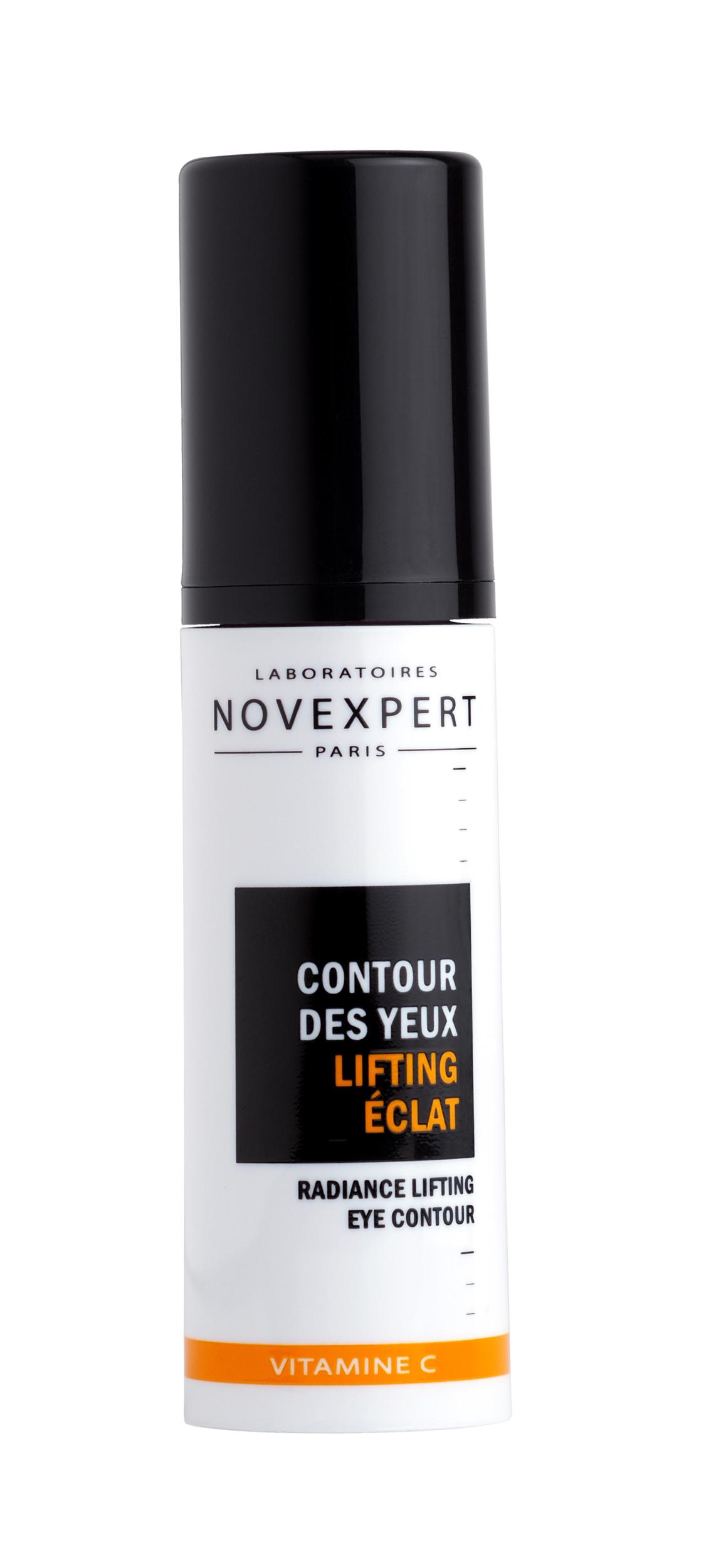 contour des yeux Lifting Eclat à la vitamine C - Novexpert