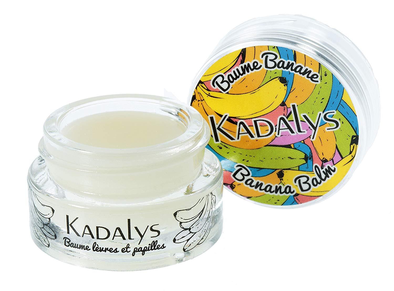 baume lèvres banane Kadalys