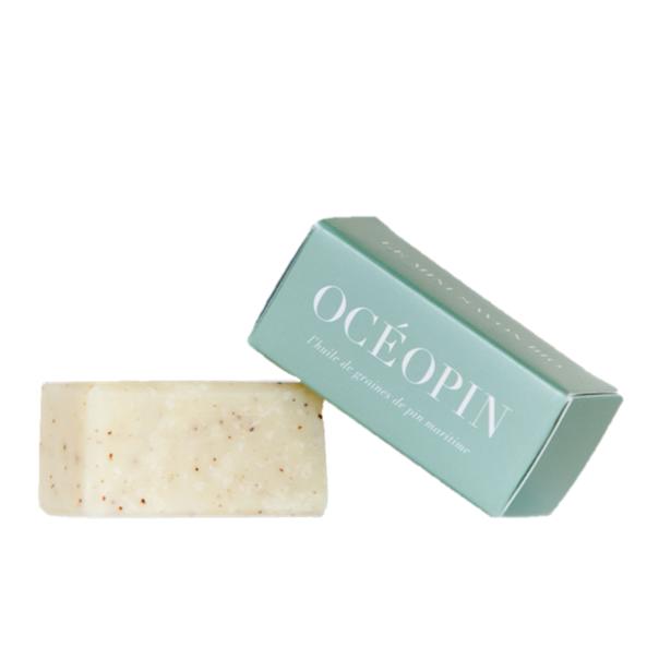 mini savon exfoliant Océopin