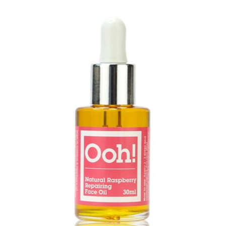 huile vegetale de framboise - 30 ml - Ooh