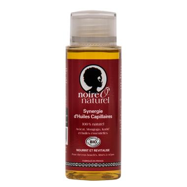 huile capilaire NOIRE O NATUREL