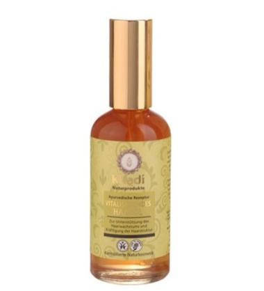 khadi-huile capillaire revitalisante