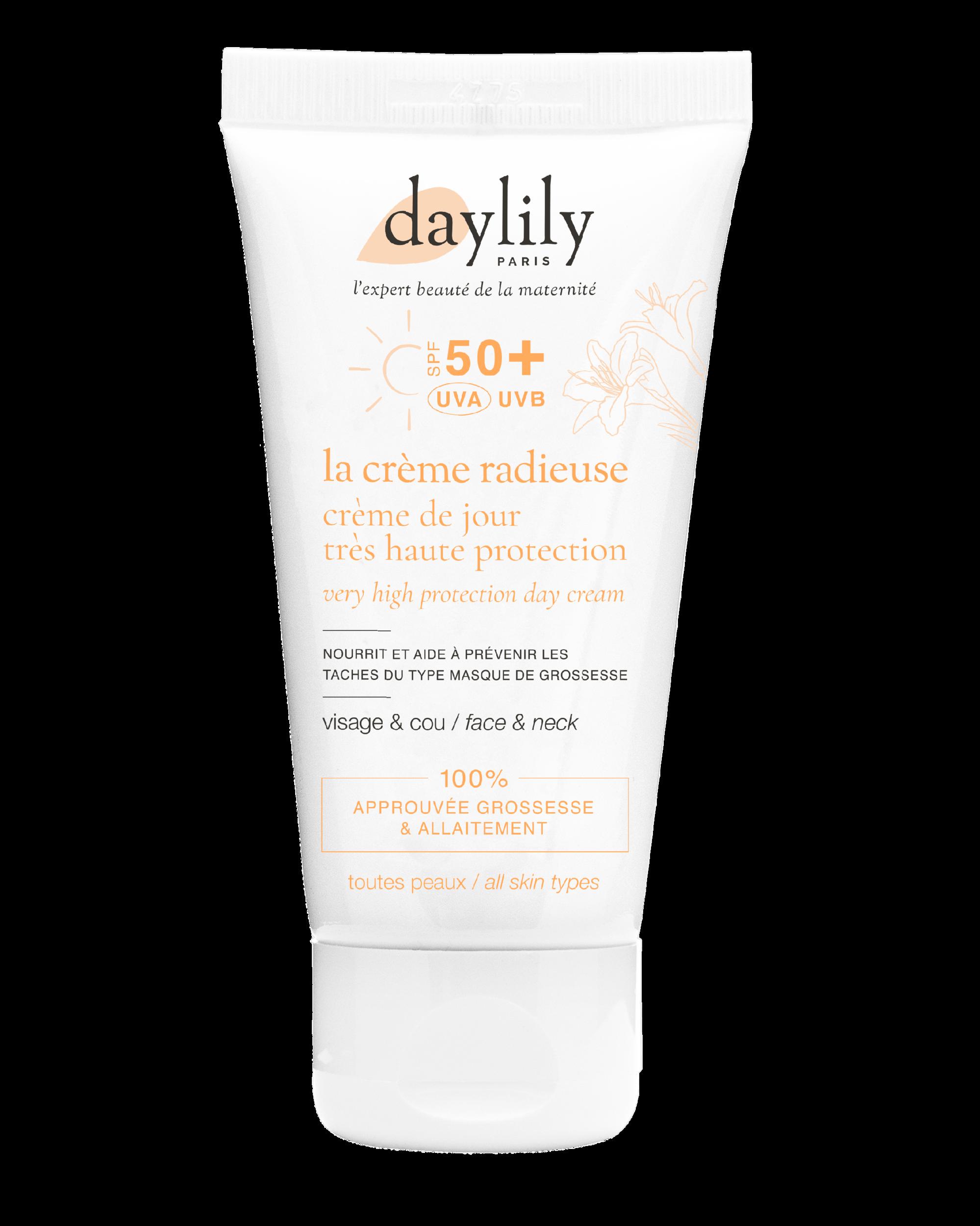 Crème radieuse - Daylily