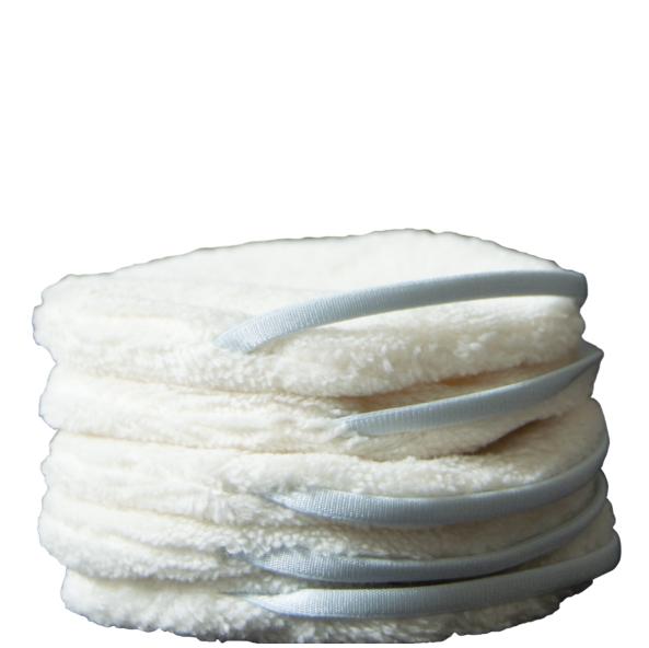 Lot de 5 pancakes bleu - paulette zéro déchet