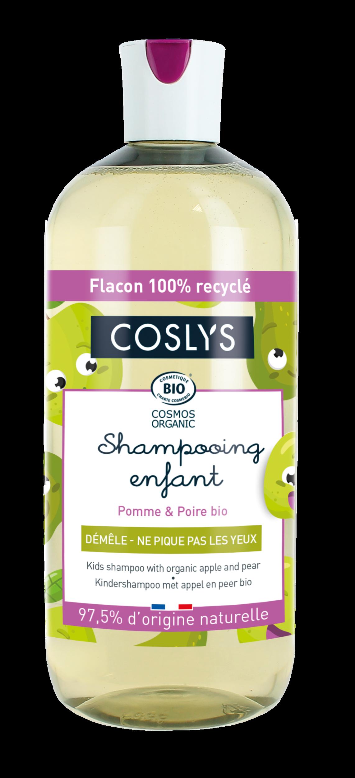 Shampoing enfant bio Coslys