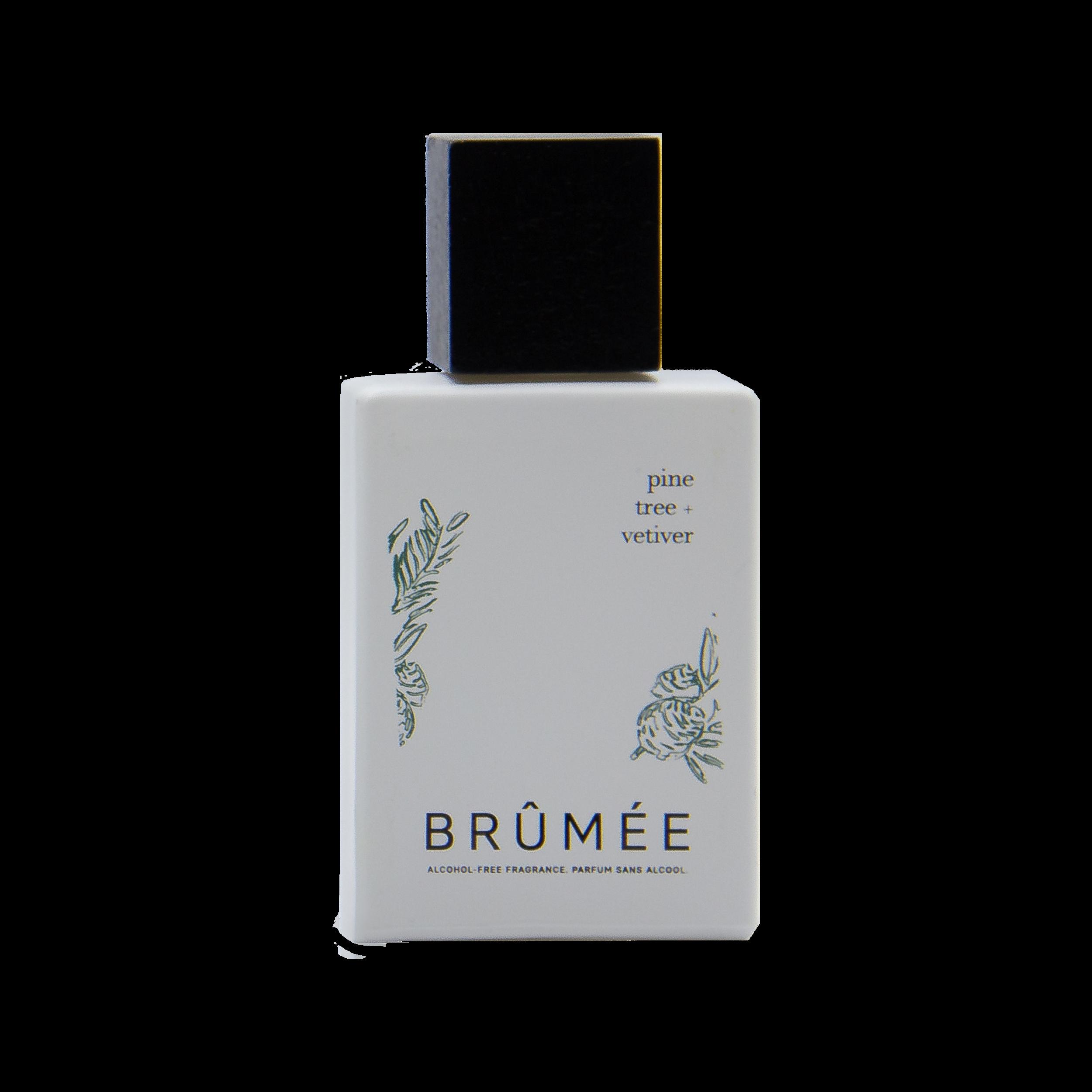 Parfum Brumee - Pine Tree + Vetiver