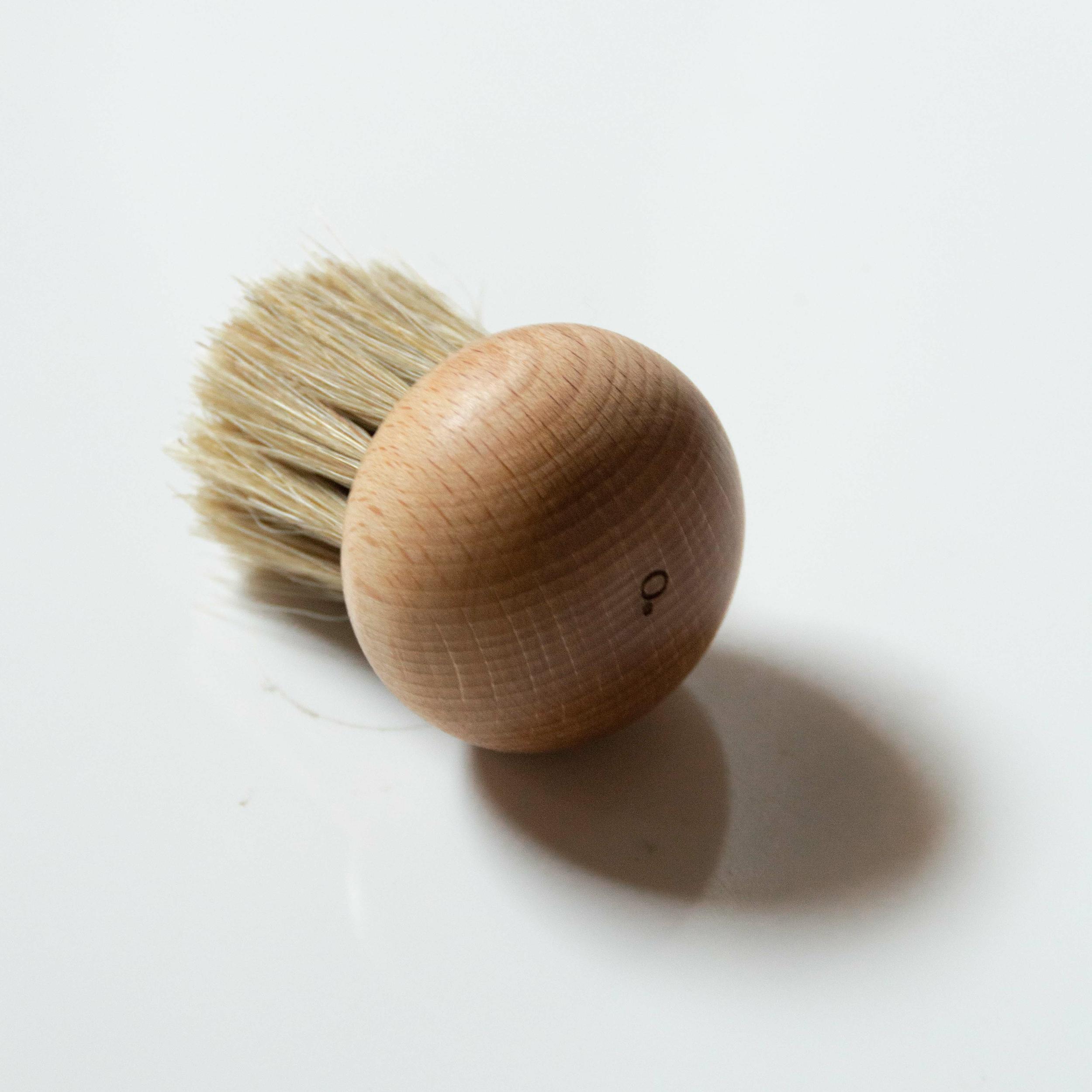 Brosse à champignons de la collection Zero