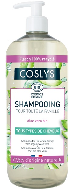 Shampoing famille bio Coslys
