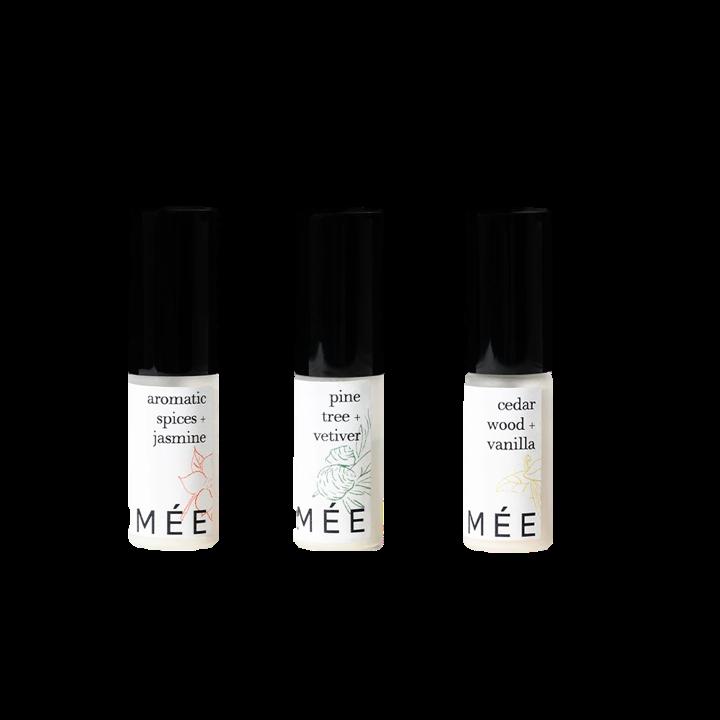 la brumée - kit découverte des 3 parfums