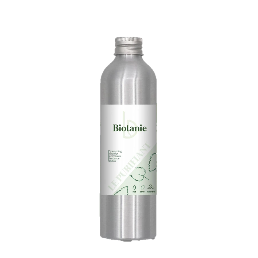 shampoing bio purifiant Biotanie