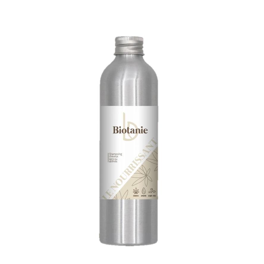 shampoing bio nourrissant Biotanie