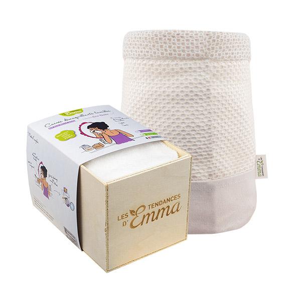 Kit-eco-belle-carrés-demaquillants-ecologique-eucalyptus-lavable