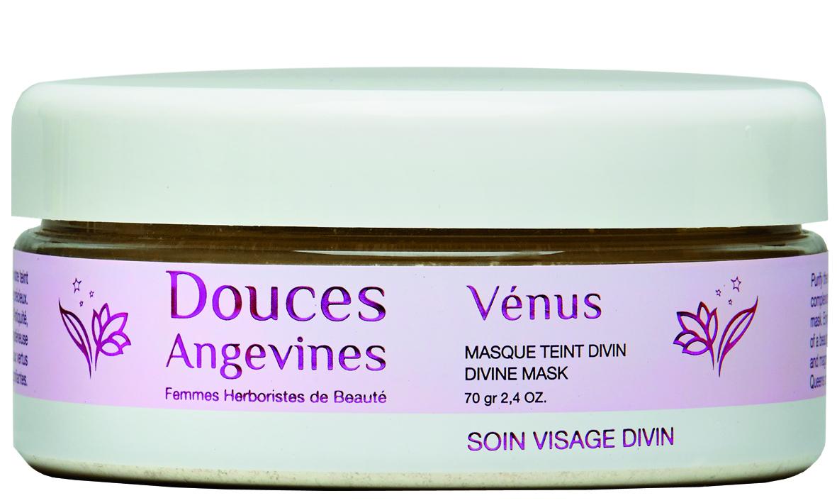 Doux Good - Douces angevines - Venus, masque visage revitalisant