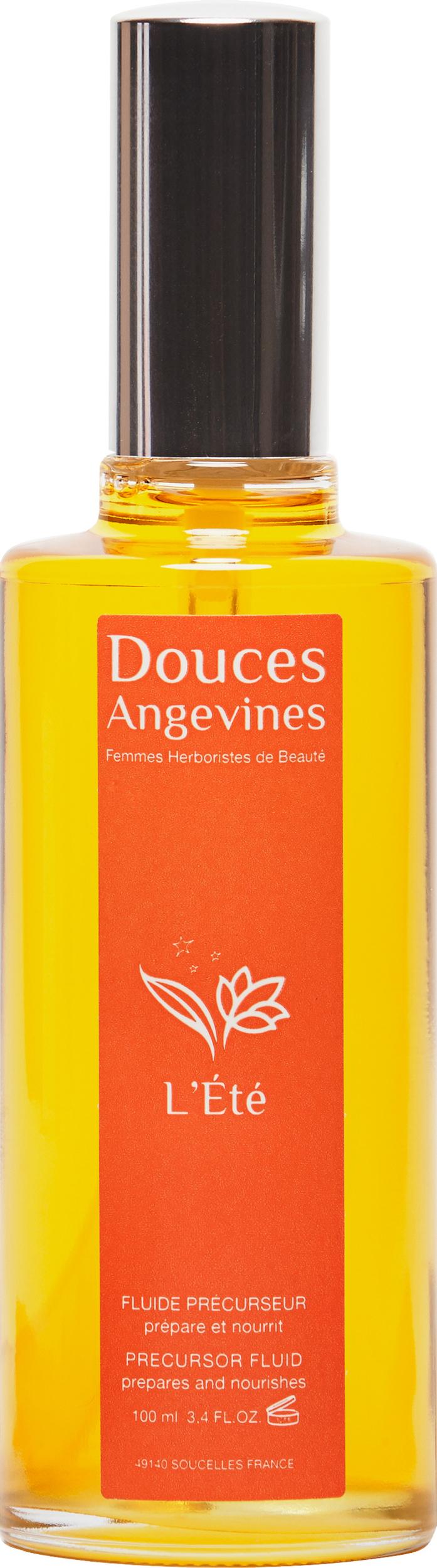 Doux Good - Douces Angevines, Ete, fluide préparateur de la peau au soleil