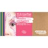 Kit de maquillage 8 couleurs - Mondes enchantés - Namaki