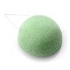 Eponge de Konjac Dermotechnic - éponge visage ronde à l'argile verte