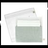 Pochette de 4 mouchoirs bio - Collection Doux Good