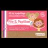 Kit de maquillage 3 couleurs - Fée et Papillon - Namaki