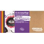Kit de maquillage 8 couleurs - Monde des horreurs - Namaki