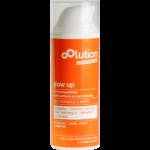 Glow up, soin visage hydratant pour peaux normales à mixtes - oOlution