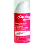 Check matte, soin visage matifiant et régulateur pour peaux mixtes à grasses - oOlution