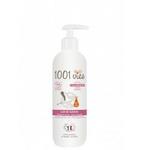 Lait de toilette 200 ml - Gamme Tolérance pour peaux réactives et hypersensibles - 1001 vies