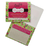 Voile de Perfection - 50 feuilles de papier matifiant  - Lady Green