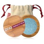 Fard à paupières nacré - 116 Bleu canard - Zao MakeUp