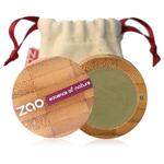 Fard à paupières mat - 207 Vert Olive - Zao MakeUp