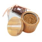 Mineral Silk - Poudre libre minérale - Beige orangé 503 - Zao MakeUp