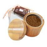 Mineral Silk - Poudre libre minérale - Beige brun 506 - Zao MakeUp