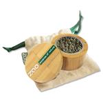 Mineral Touch - Fard à paupières en poudre libre - Vert doré 533 - Zao MakeUp
