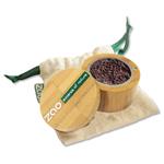 Mineral Touch - Fard à paupières en poudre libre - Aubergine irisée 534 - Zao MakeUp