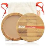 Poudre compacte - Beige orangé 302 - Zao MakeUp