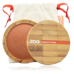Terre cuite minérale - Cuivre rouge 345 - Zao MakeUp