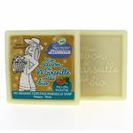 Mon savon de Marseille Bio - Melon-Menthe - Secrets de Provence