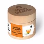 Crème bio de nuit à la tisane - Beauty Garden