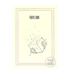 Carnet Doux Good - Notes book le plaisir d'offrir