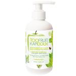 Kapidoux Pomme verte-Amande douce - shampoing pour enfant dermo-apaisant - TOOFRUIT