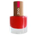 Vernis à ongles Rouge Carmin 650 - Zao MakeUp